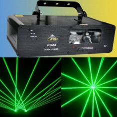 Proiector laser rosu si verde Layu P2160 - Laser lumini club