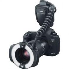 Blitz circular pentru macro Canon Speedlite MR-14EX II