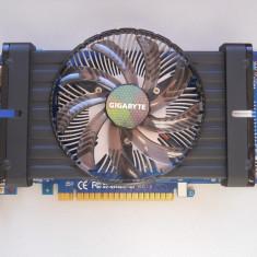 Placa video Gigabyte GTX 550 TI 1 GB GDDR5 192 bit. - Placa video PC Gigabyte, PCI Express, nVidia