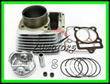 Set Motor Atv 250 4t Aer Cg250 Piston 67mm