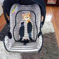 Scoica bebe Nania - Scaun auto copii Nania, 0+ (0-13 kg), Opus directiei de mers