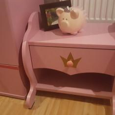 Vand dormitor copii fetite