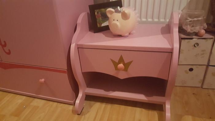 "Vand dormitor copii fetite "" Printese """