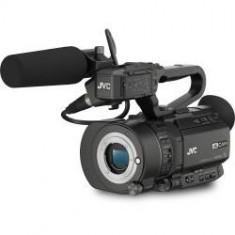 Camera video JVC GY-LS300CHE 4KCAM, 4K Super 35mm, cu montura MFT, lentile intershimbabile, body