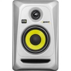 KRK Rokit 4 G3 Monitor de studio activ, doua cai - Argintiu - Monitor studio