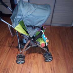 Căruț sport Coto baby - Carucior copii Sport Coto Baby, Verde