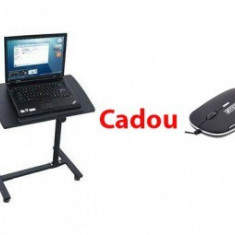 Masa laptop CADOU mouse optic Intex