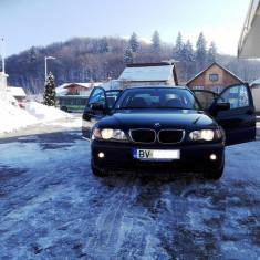 BMW Seria 3 318d E 46 - an fabricatie 2004 facelift, Motorina/Diesel, 234000 km, 1995 cmc