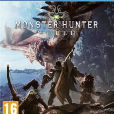 Joc consola Capcom MONSTER HUNTER WORLD PS4 - Jocuri PS2