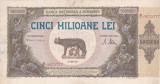 Cumpara ieftin SV * Romania 5000000 / CINCI  MILIOANE  LEI  1947      VF + / - XF