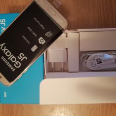 Samsung J5 2017 - Telefon Samsung, Auriu, 16GB, Neblocat, Dual SIM