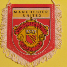 Fanion fotbal - MANCHESTER UNITED