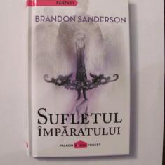 """AF - Brandon SANDERSON """"Sufletul Imparatului"""""""