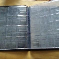 Clasor pentru monede mixt cu 108 buzunare - album clasor