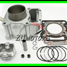 CILINDRU ATV 200 HONDA 200cc ZS200 CG200 Apa - Set cilindri Moto