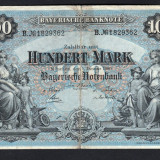 Germania 100 Mark s1829362 1900