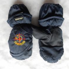 Manusi ski Zanier Gore-Tex; marime 5-6 ani; impecabile, ca noi - Echipament ski