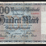 Germania 100 Mark s469660 1922