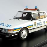 Premium X SAAB 900i swedish police 1987 1:43