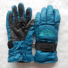 Manusi ski Scheck Munchen Exclusive Rocky Mountain Thinsulate Thermal Insulation - Echipament ski