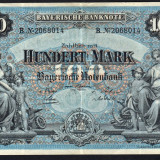 Germania 100 Mark s2068014 1900