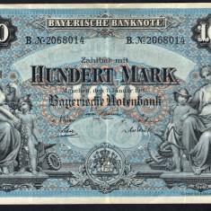 Germania 100 Mark s2068014 1900 - bancnota europa