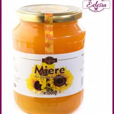 Miere de albine Floarea soarelui Edesia - Apicultura