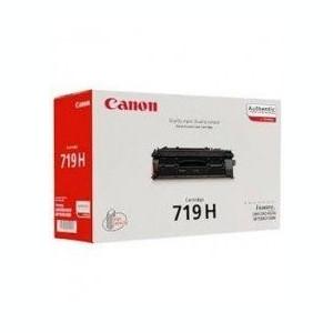 Vand Cartuse - Canon Toner laser Canon 719H - Negru- Originale