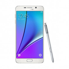 Smartphone Samsung Galaxy Note 5 N920C 32GB 4G White, 5.7'', 16 MP, 4 GB