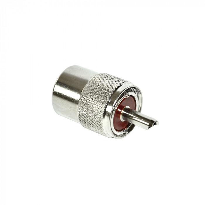 Aproape nou: Mufa PL259 pentru cablu RG58 cod T292.02