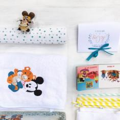 Baby Mickey- Trusou Botez Personalizat