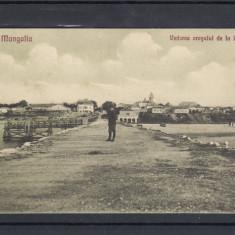 MANGALIA VEDEREA ORASULUI DE LA DIG - Carte Postala Dobrogea dupa 1918, Necirculata, Printata