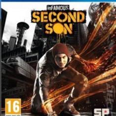 Infamous Second Sun - PS4 [Second hand] fm - Jocuri PS4, Actiune, 16+, Single player