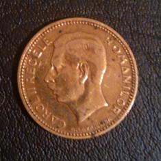 20 lei 1930 KN - Luciu - Rara - Moneda Romania, Cupru-Nichel
