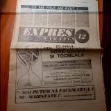 Expres magazin 12-18 octombrie 1990-art. clanul din scornicesti