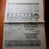 expres magazin 19-25 octombrie 1990- articolul -adevarul despre basarabia