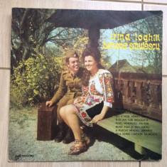 Irina loghin benone sinulescu pe drumul carutelor disc vinyl 10