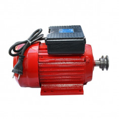 Motor Electric Monofazat 2.5 Kw - 3000 Rotatii/min - TROIAN ROSU