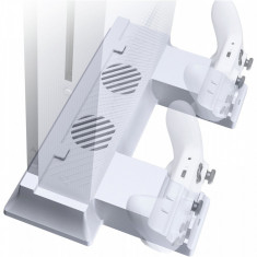 Set accesorii XBOX ONE S - Stand Vertical, cooler, charging doc, acumulatori