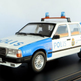Premium X Volvo 740 Stockholm Polis 1985 1:43