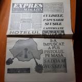 Expres magazin 23-29 august 1990-art. despre sinuciderea lui vasile milea