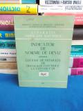 INDICATOR NORME DEVIZ  REPARATII INSTALATII ELECTRICE CONSTRUCTII ( RpE ) - 1981