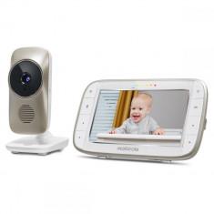 Videofon digital cu Wi-Fi MBP845 Connect Motorola - Baby monitor