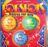 Cumpara ieftin Hot-Shots (1980, K-Tel TG 1265) disc vinil compilatie pop/rock/disco