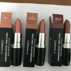Ruj Mac Cosmetics Mac Chemesheen Lipstick 3g