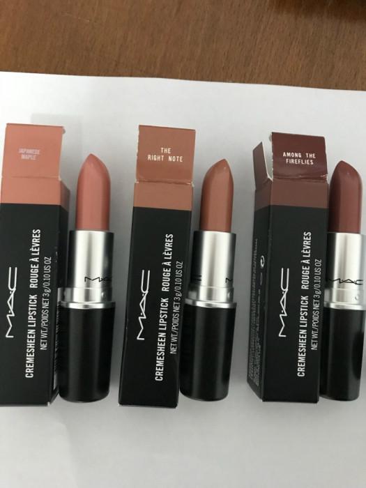 Ruj Mac Chemesheen Lipstick 3g