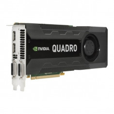 Placa Video nVidia Quadro K5000, 4 GB DDR5, 256 bit