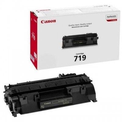 Vand Cartuse - Canon Toner laser Canon 719H - Negru- Originale foto