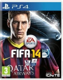 FIFA 14 - PS4 [Second hand], Sporturi, 18+, Multiplayer