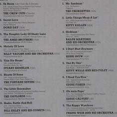 30 Years Pop Music - 1954  disc vinil LP compilatie rock'n'roll